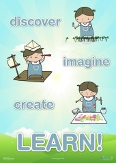 Learning Child Learn small file