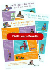 I Will Learn Bundle